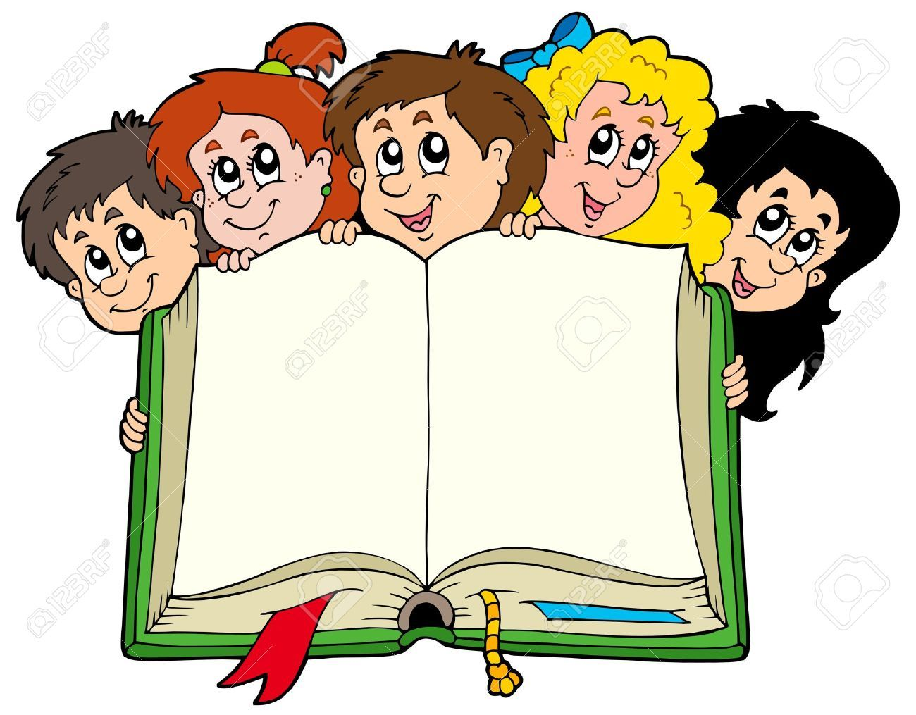 Child holding a book clipart 1 » Clipart Portal.