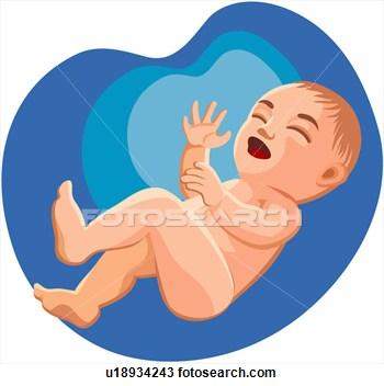 Clip Art Childbirth Clipart.