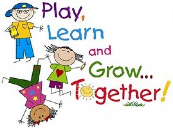 Child care pictures clip art.