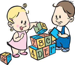 Childhood Clipart.