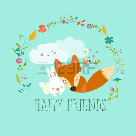 20,726 Childhood Friends Stock Vector Illustration And Royalty.