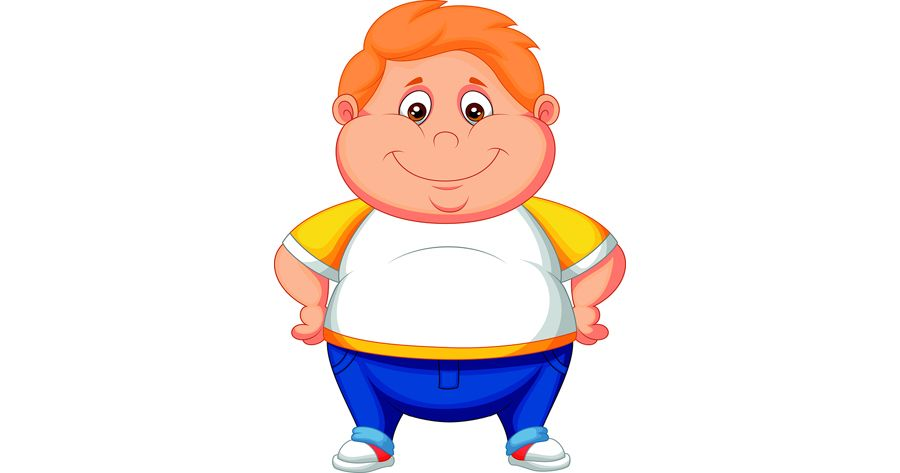 Overweight Cartoon Characters & Child Obesity.
