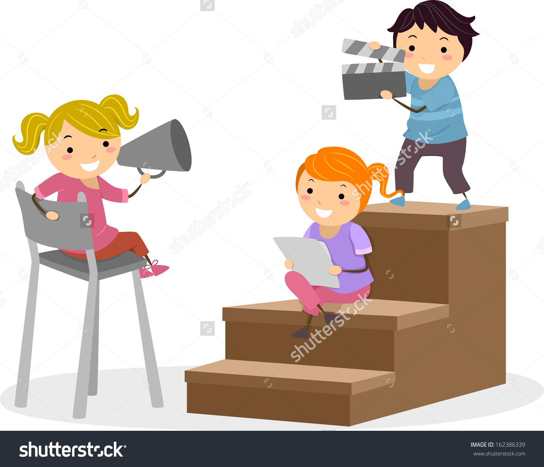 Actor clipart children\'s, Picture #33959 actor clipart.