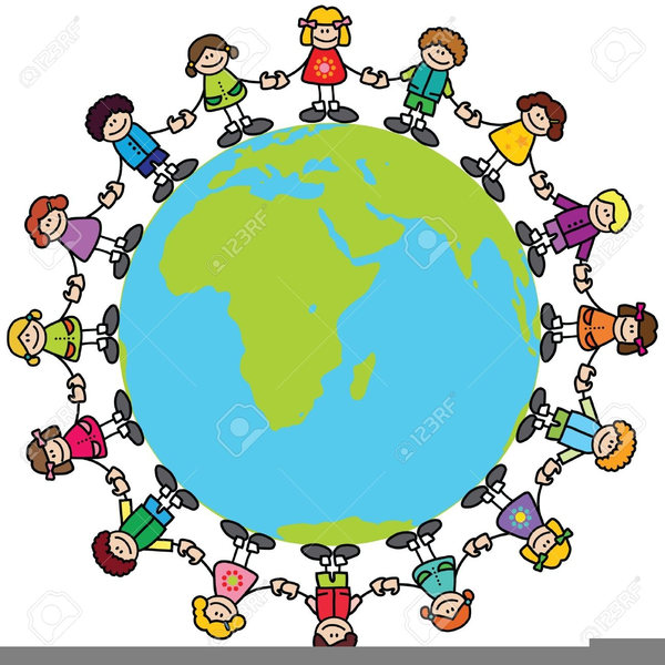 Free Clipart Children Of The World.