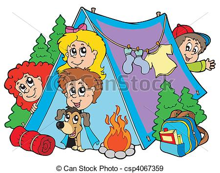 Camping Clip Art and Stock Illustrations. 87,736 Camping EPS.