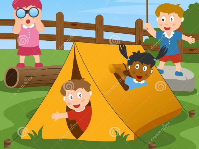 Free Campsite Clipart, Download Free Clip Art on Owips.com.