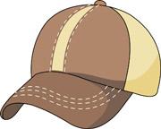 Clipart cap for kids.