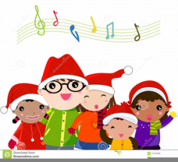 Caroling clipart children\'s, Picture #2339514 caroling.
