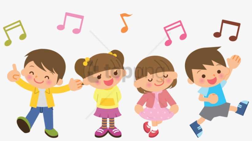 Free Png Children Dancing Clipart Png Png Image With.