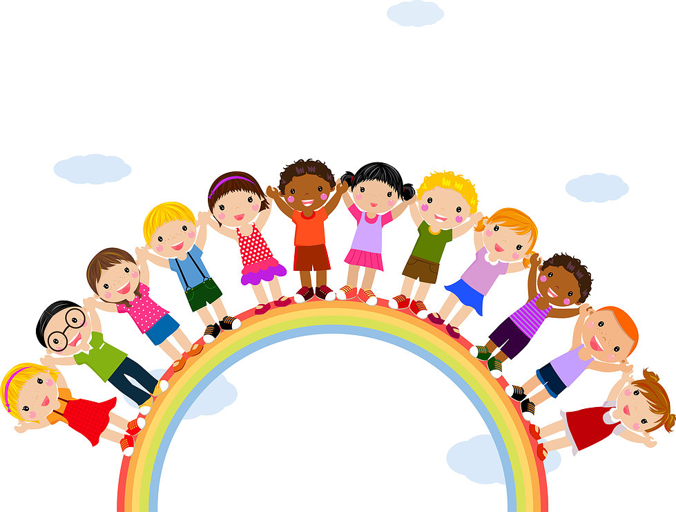 Rainbow Clipart For Kids at GetDrawings.com.