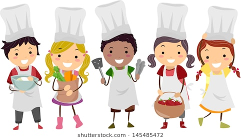 Kids cooking clipart 1 » Clipart Station.