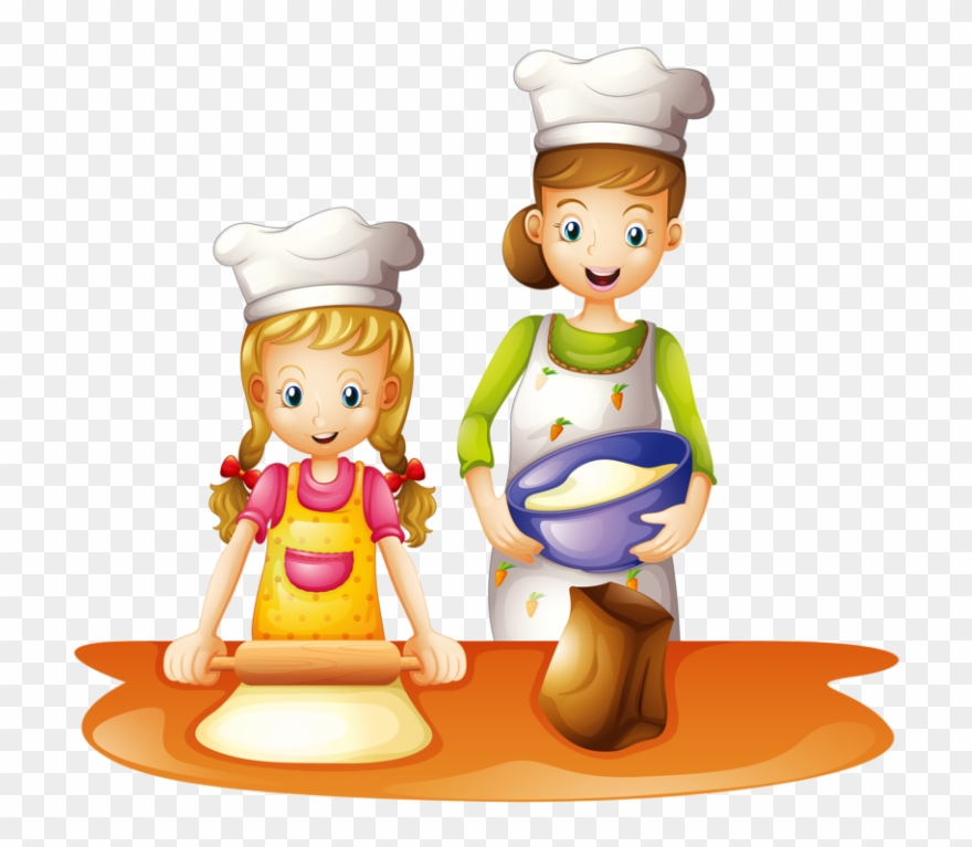 Kids Cooking Clip Art 2 Kid Cooking Clip Art And Scrapbook.
