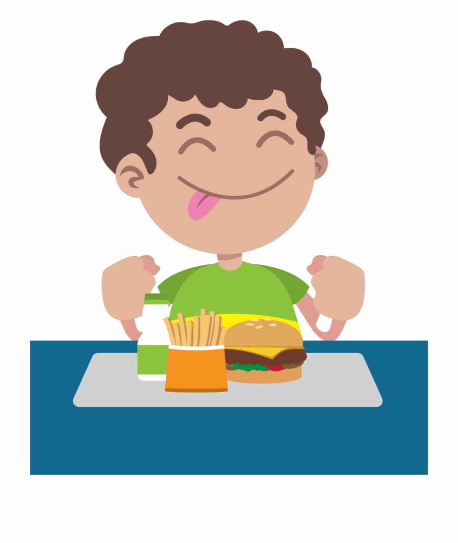 Child Food Health Menu Cantina Eating Food Clipart.