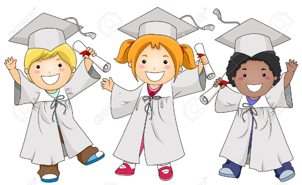 Kinder graduation clipart 3 » Clipart Station.