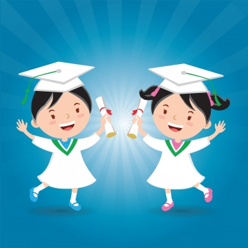 Kindergarten Graduation Png, Vector, PSD, and Clipart With.