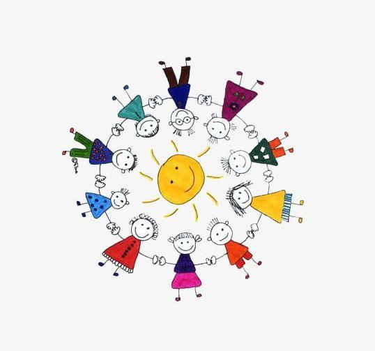 Children Holding Hands PNG, Clipart, Child, Children Clipart.