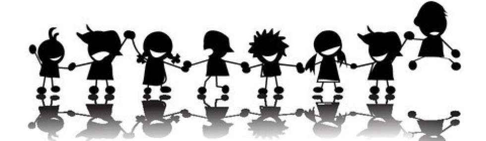 Free Child Holding Hands Silhouette, Download Free Clip Art.