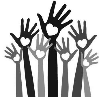 Pix For > Children Helping Hands Clip Art.