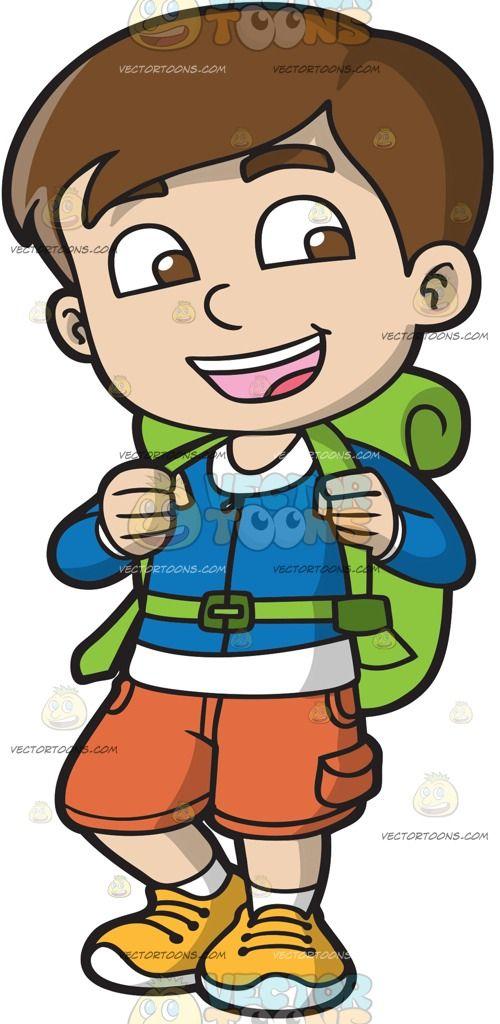 Hiking clipart kid hike, Hiking kid hike Transparent FREE.