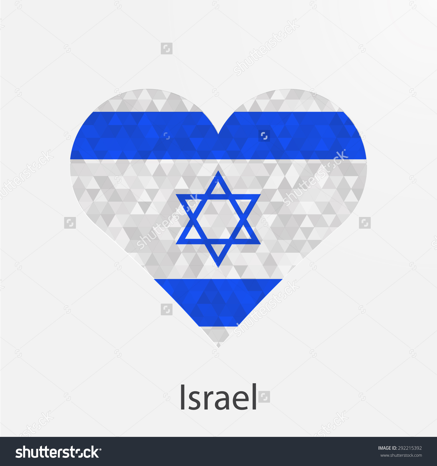 Children Hondyn De Israel Flag Clipart.