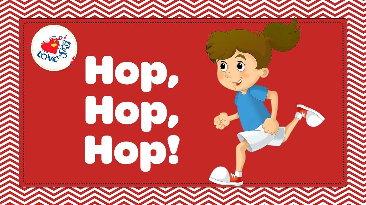 Hop Hop Hop.