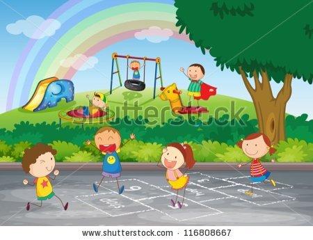Children garden cartoon free vector download (14,639 Free vector.