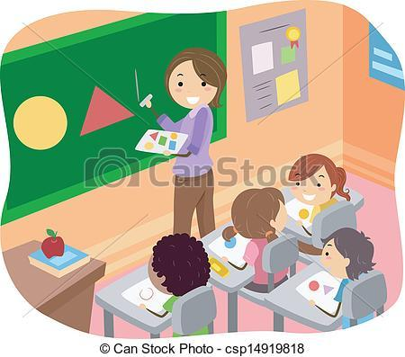 Children in the classroom clipart 6 » Clipart Portal.