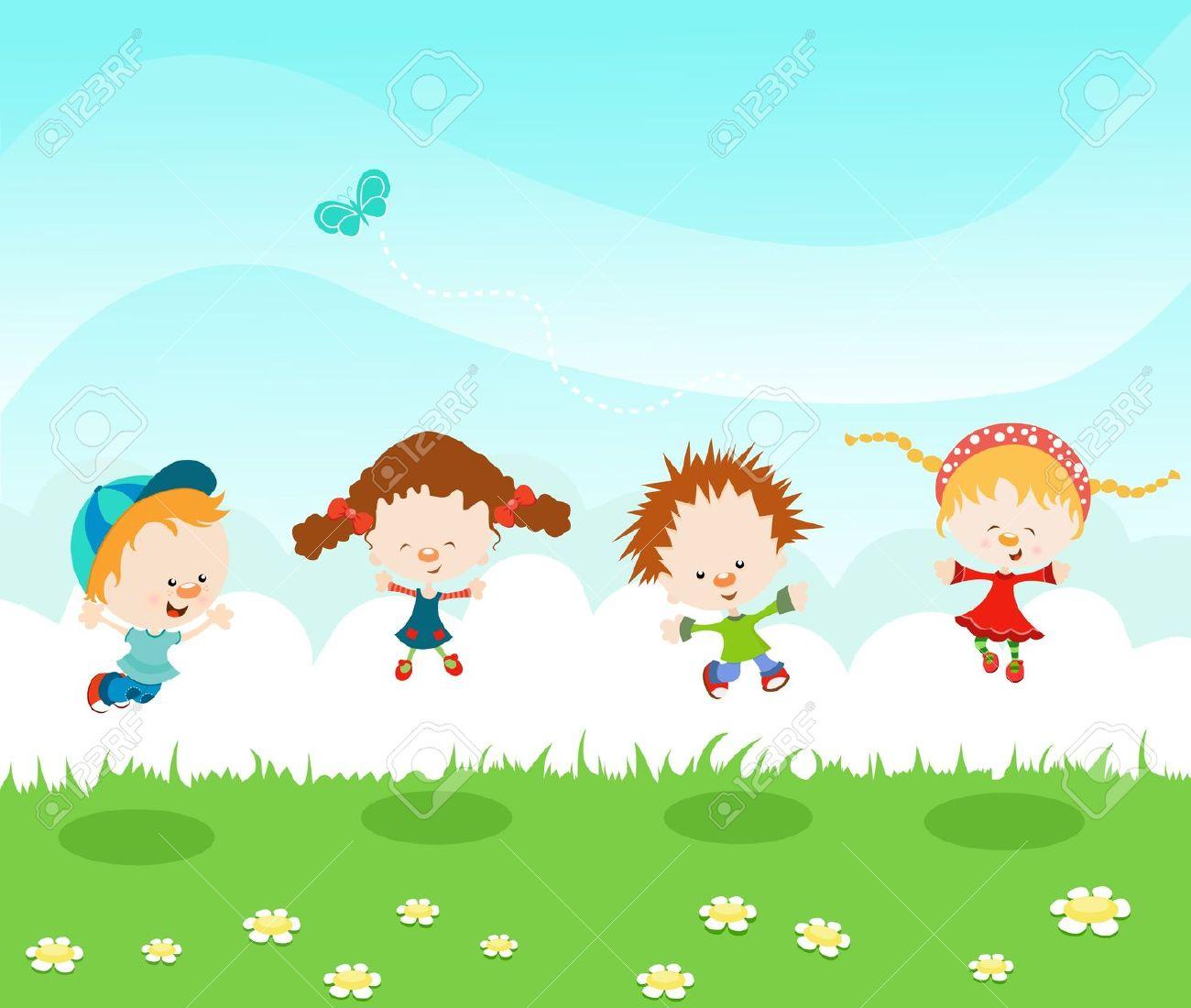 Children Joy Clipart Clipground