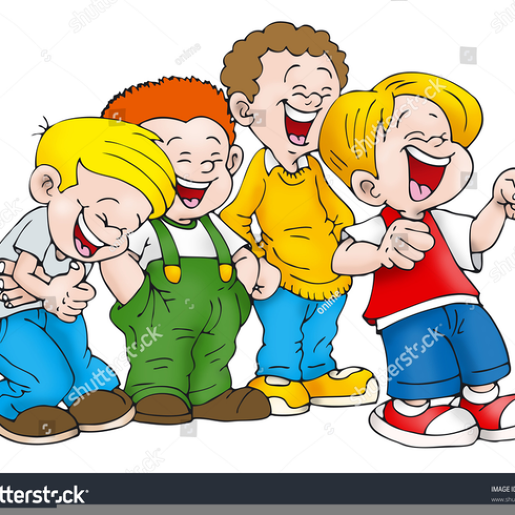 Animated Laughing Clipart.