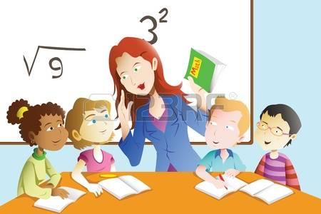 14,994 Teacher Classroom Stock Vector Illustration And Royalty.