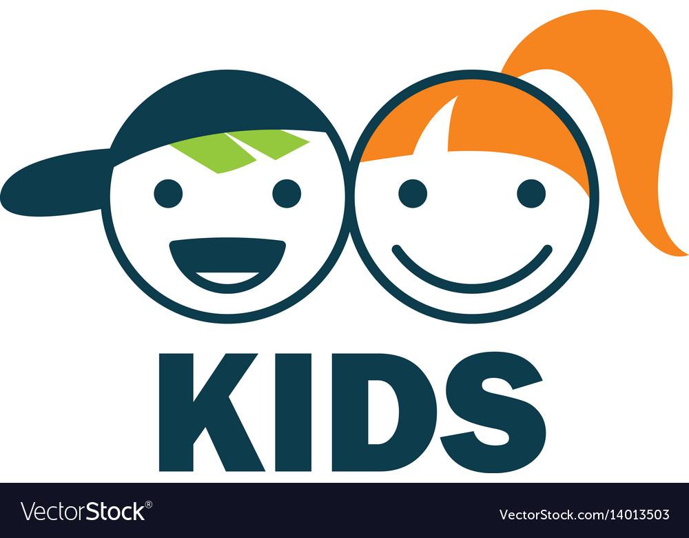 Logo kids.