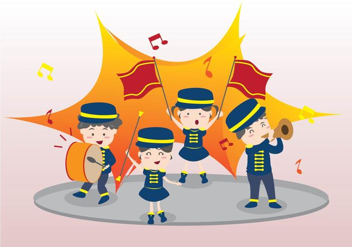 Marching Band For Kids.