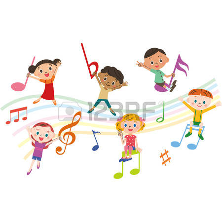 13,483 Children Music Stock Vector Illustration And Royalty Free.