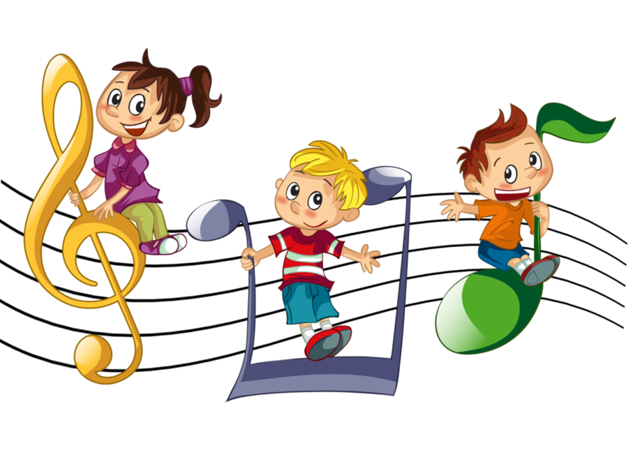 Singing Cartoon clipart.