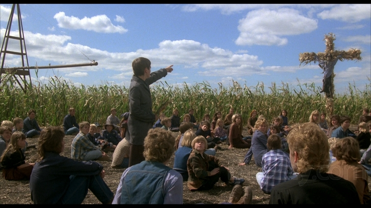Children of the Corn Blu.