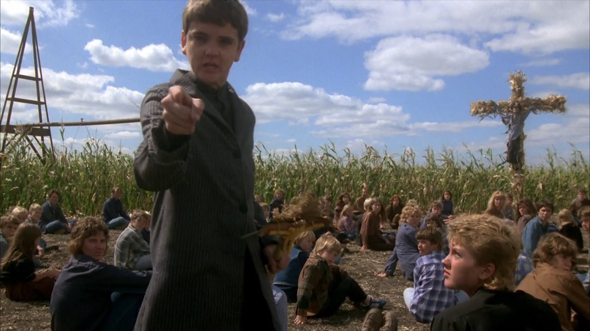Children of the Corn': Press Release Confirms 'Runaway'!.