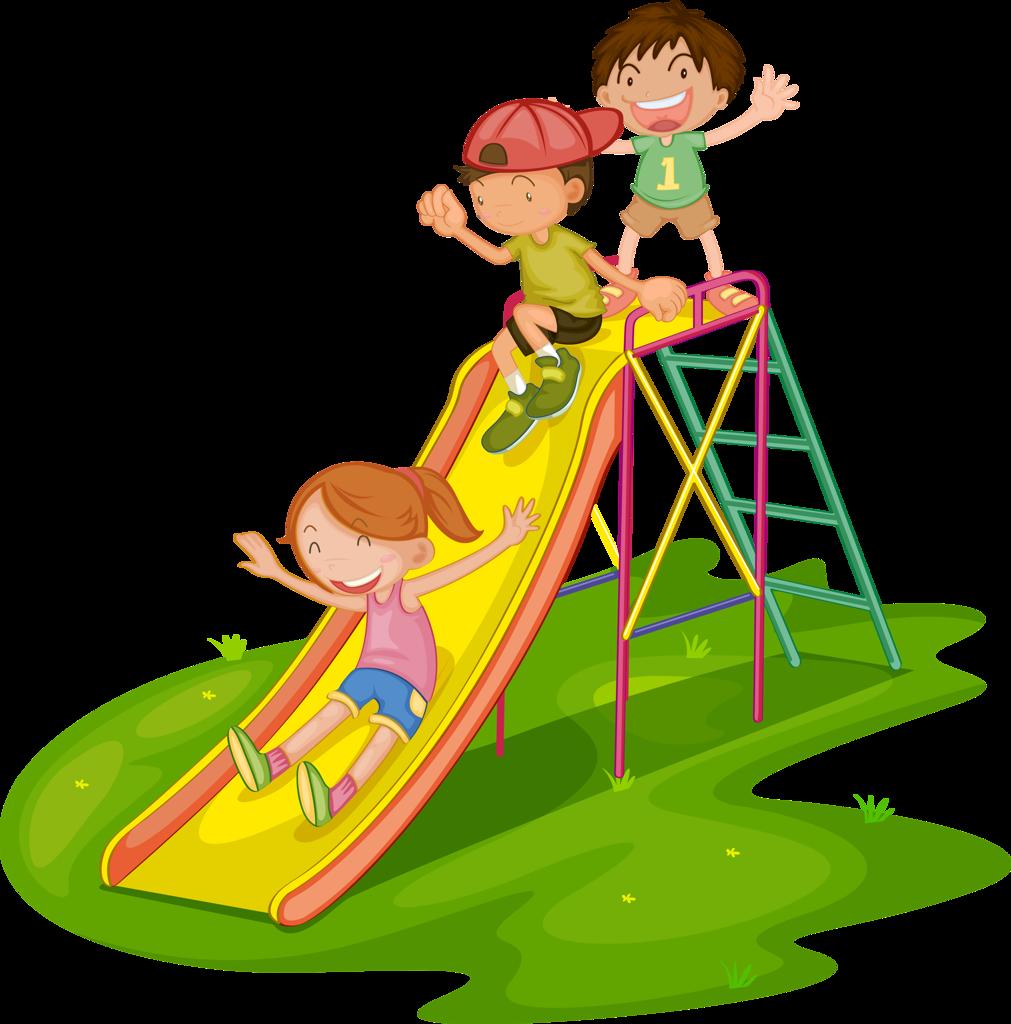 Clipart Kids Park.