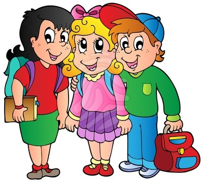 School Children Clipart & School Children Clip Art Images.