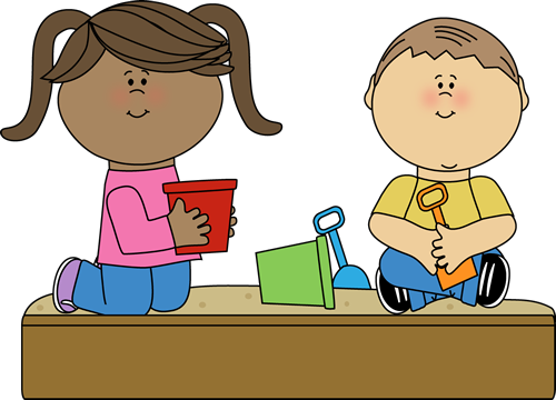 Sand pit clipart - Clipground