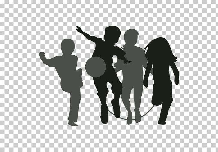 Silhouette Child PNG, Clipart, Animals, Black And White.