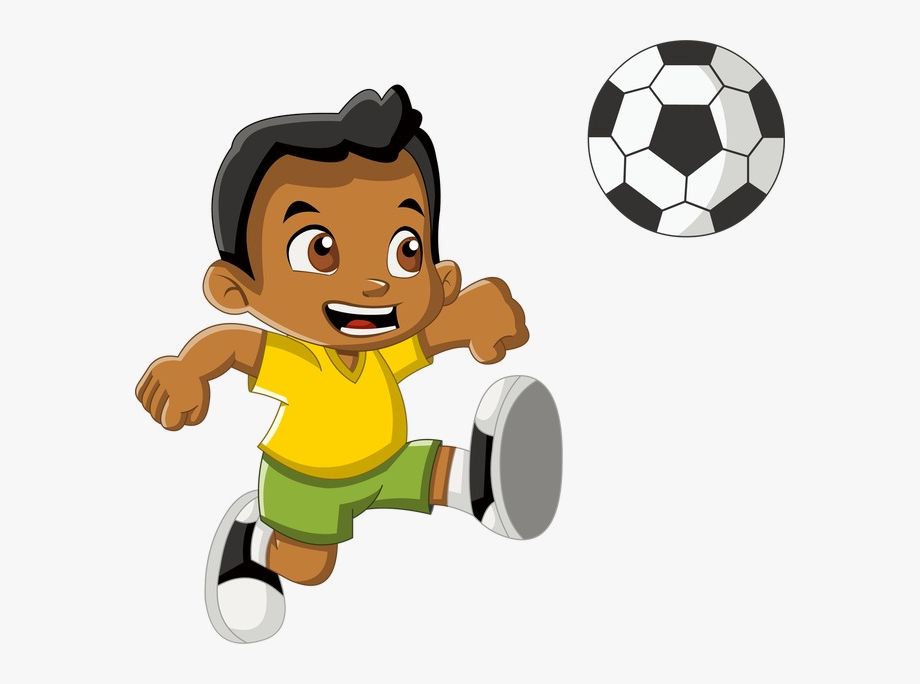 Sports Children Playing Clipart Child Image And Transparent.