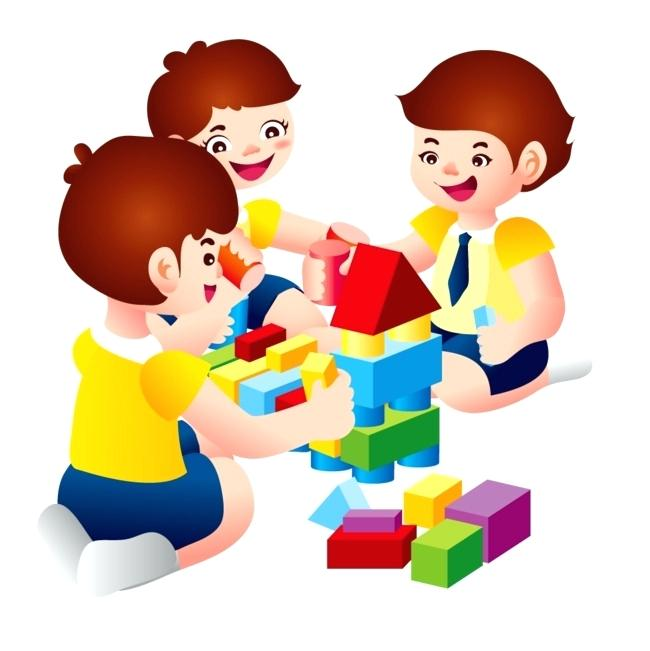 Block clipart toddler toy.