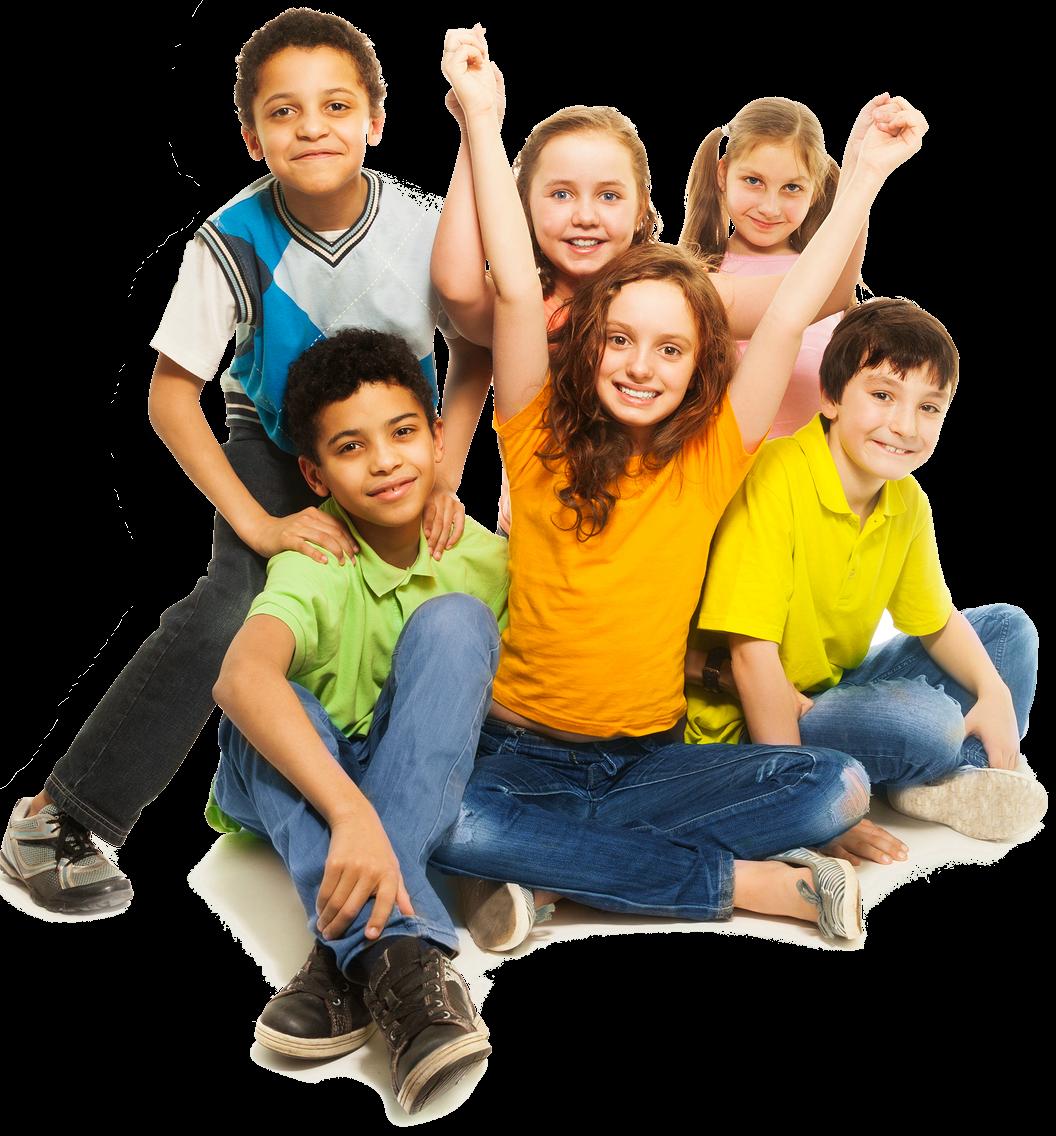 Children PNG Image.