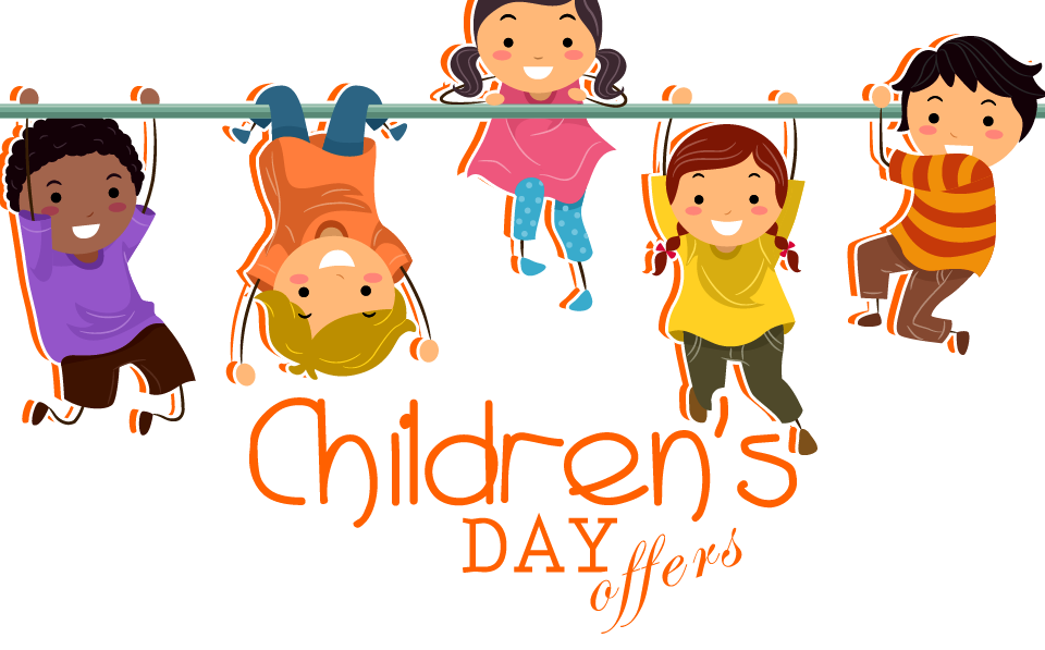 Children's Day PNG Clipart.