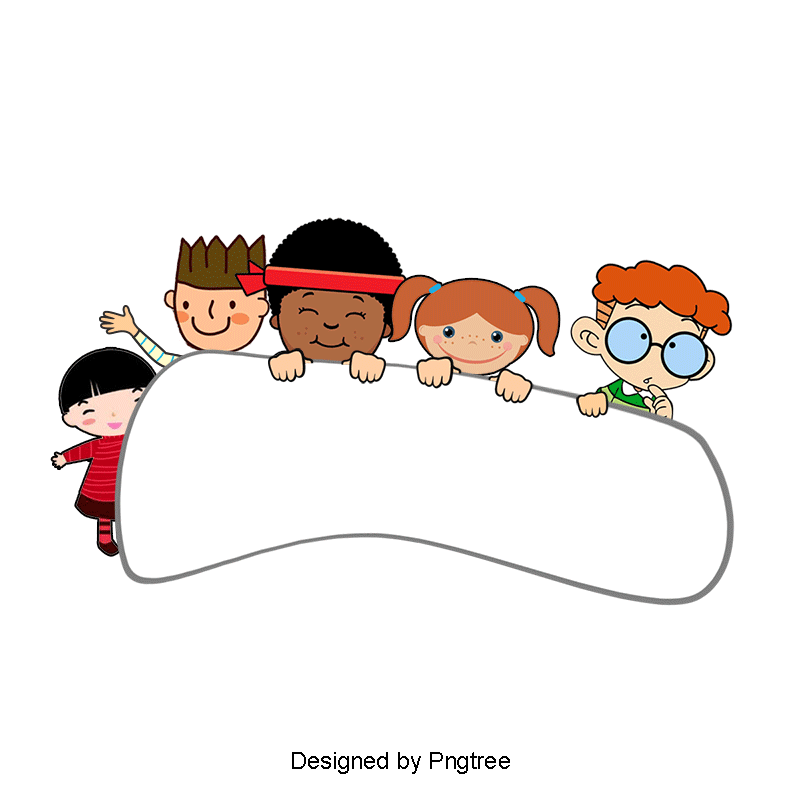 Children Frame PNG Images.