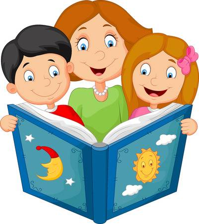 15,853 Kids Reading Book Stock Illustrations, Cliparts And Royalty.