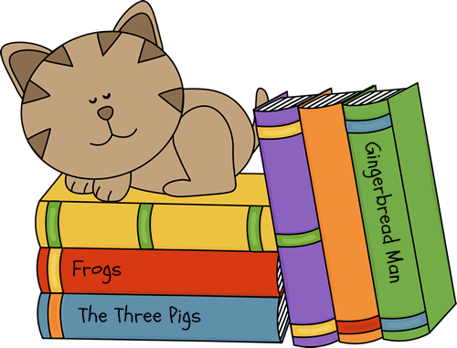 Childrens book clipart 4 » Clipart Station.