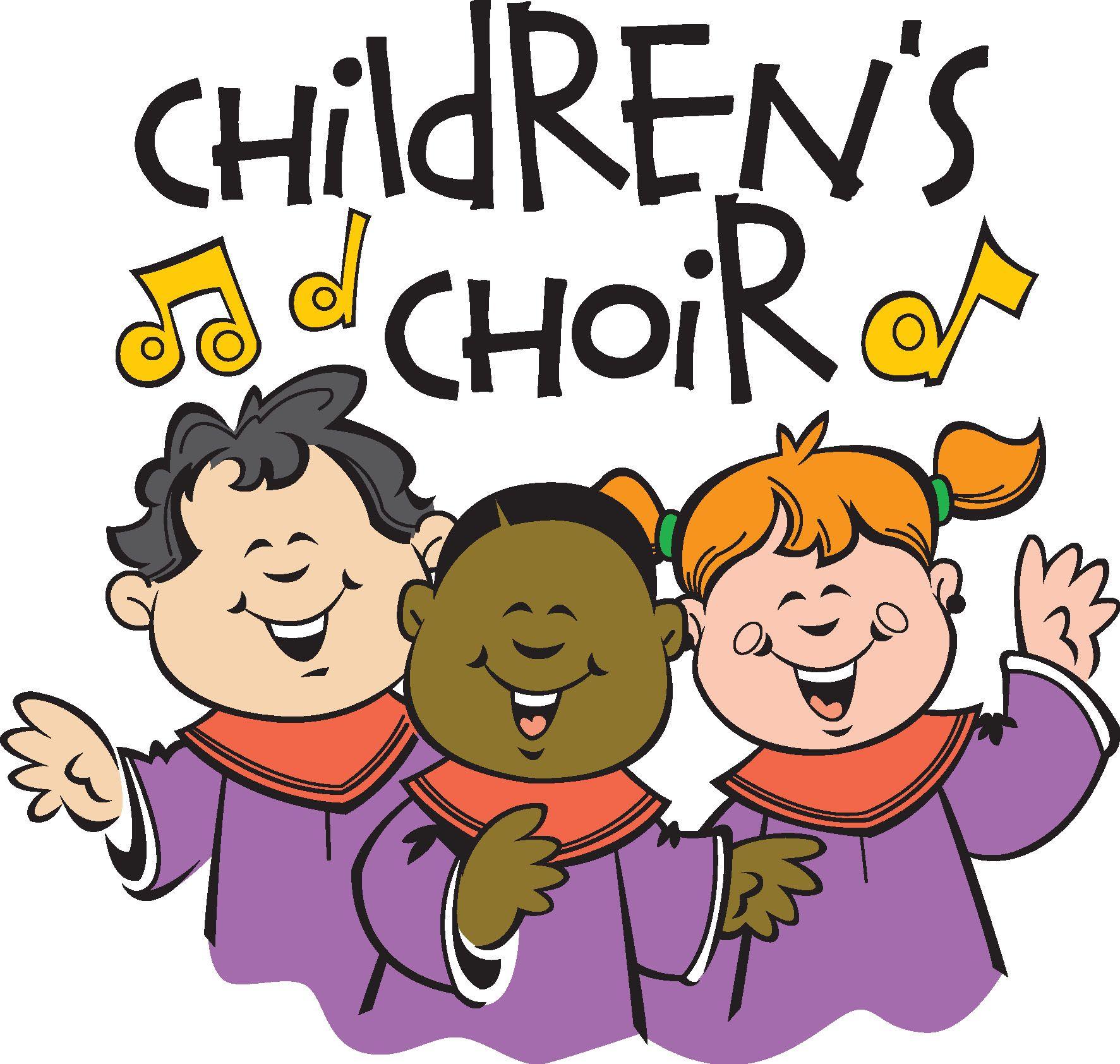 Childrens choir clipart 3 » Clipart Station.