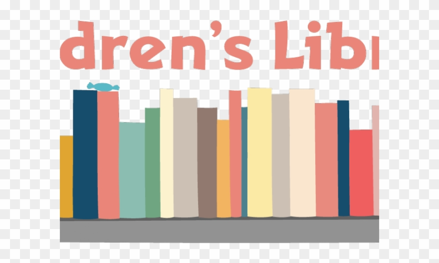 Library Clipart Children\'s Library.