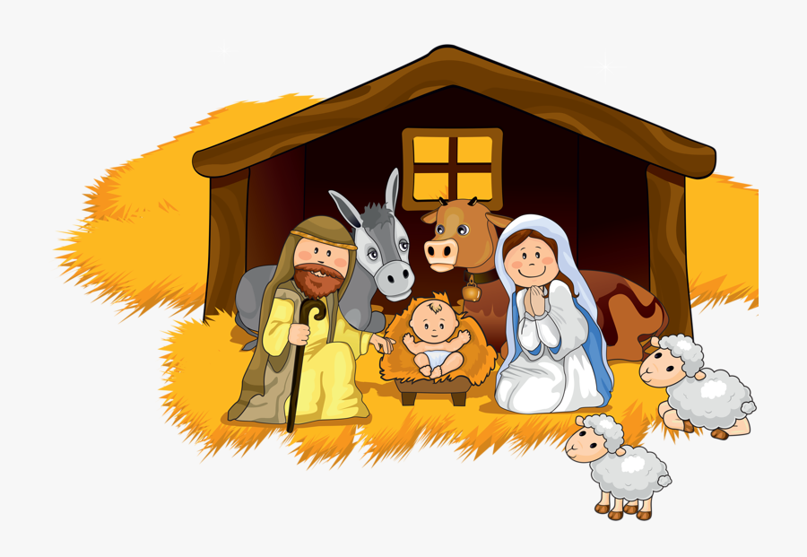 Childrens Nativity Png , Free Transparent Clipart.